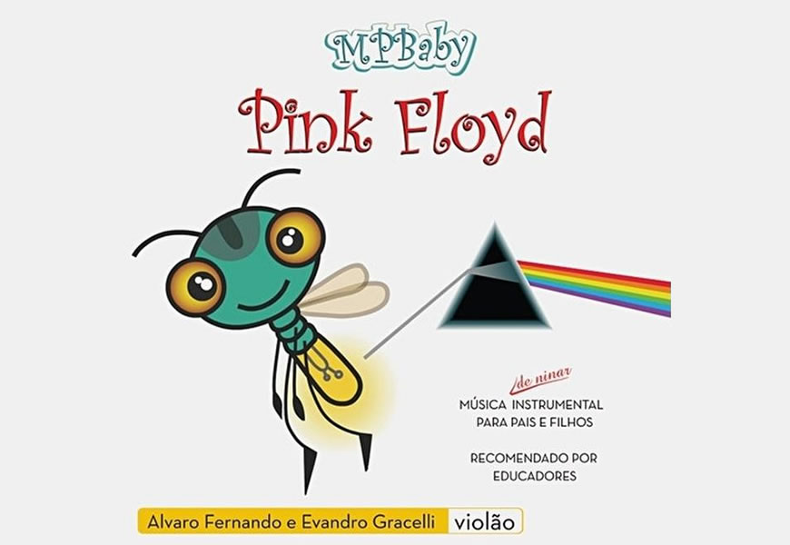 CD Pink Floyd MP Baby
