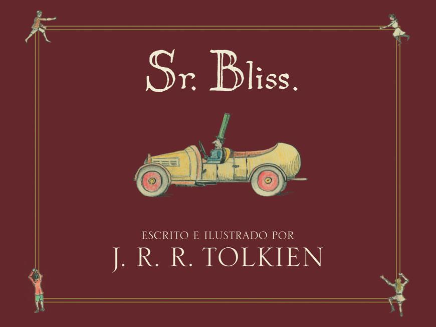 Livro Sr Bliss – J.R.R. Tolkien