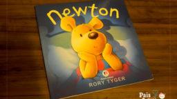 Livro Infantil - Newton De Rory Tyger