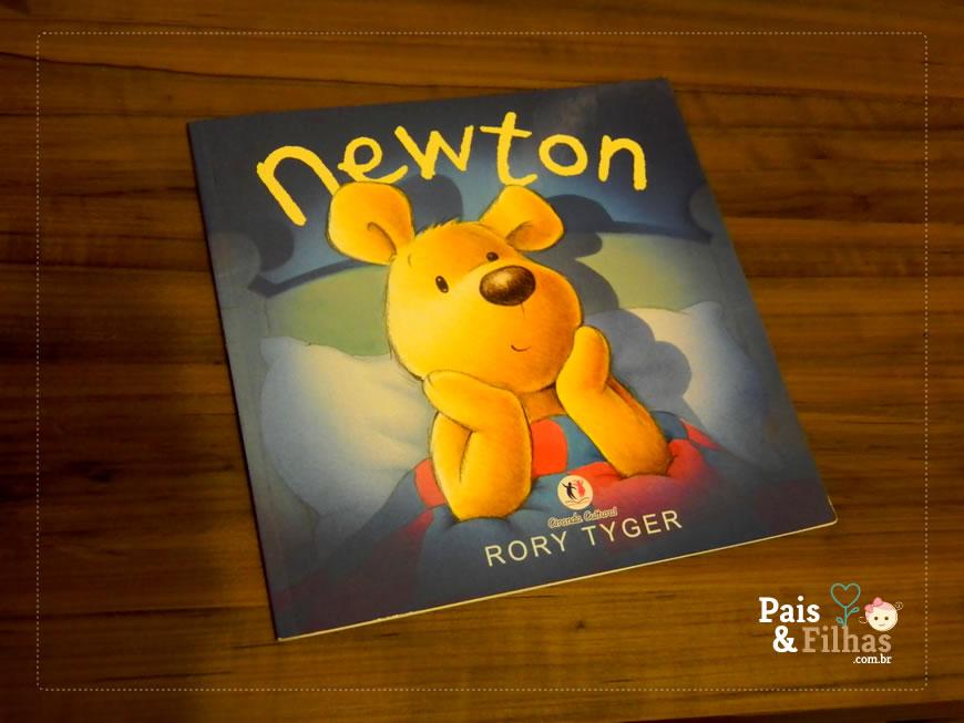 Livro Infantil – Newton De Rory Tyger
