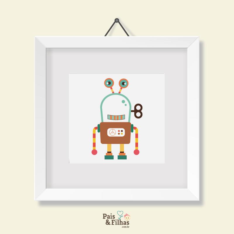 Quadro Robo 03