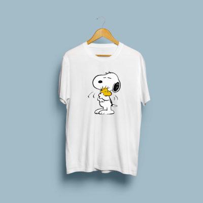 Camiseta Do Snoopy