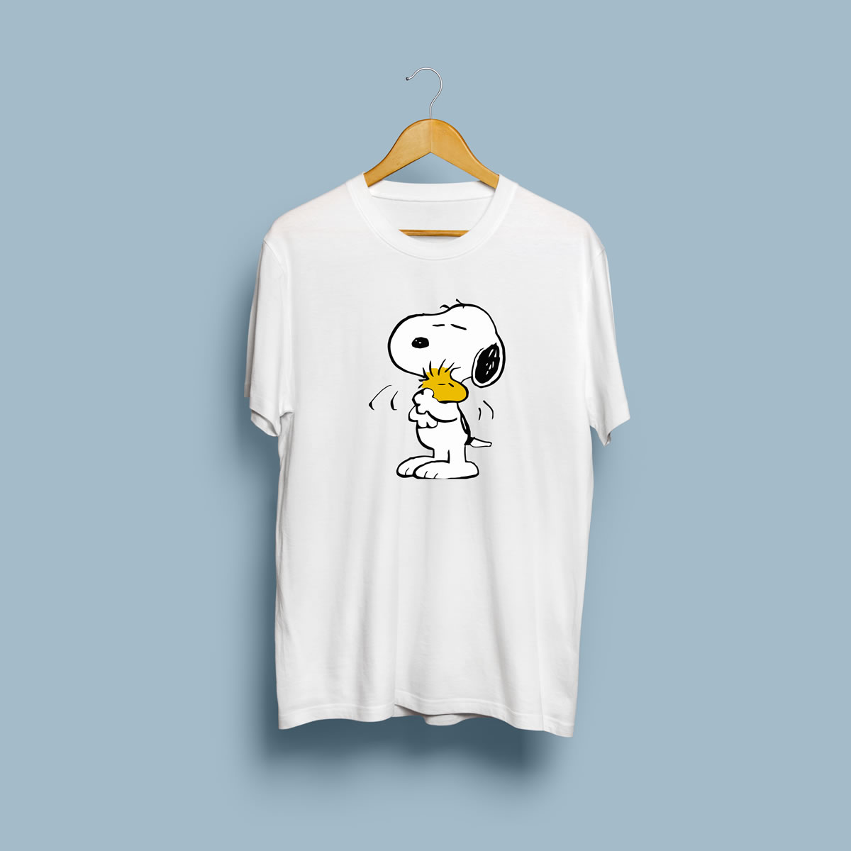 Camiseta Do Snoopy