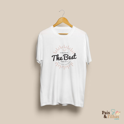 T Shirt The Best