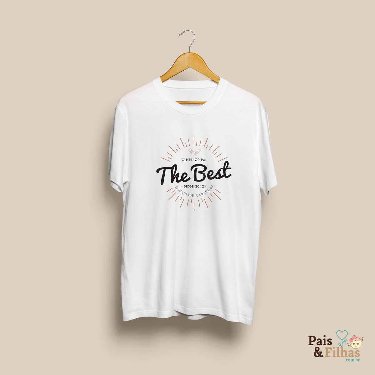 Camiseta The Best