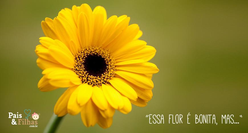 A Flor é Bonita, Mas Esse Nome é Muito Feio!!!