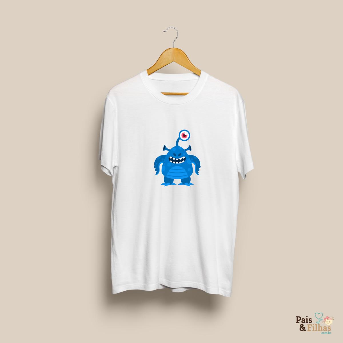 Camiseta Colecao Monstros02
