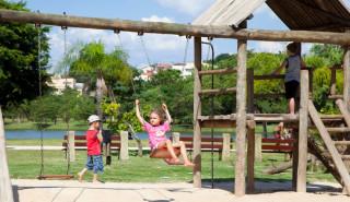 Parque Dos Ipês Santa Bárbara D' Oeste