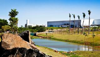 Parque Dos Jacarandás
