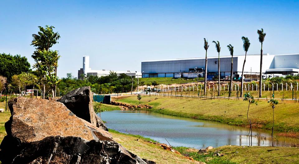 Parque Dos Jacarandas
