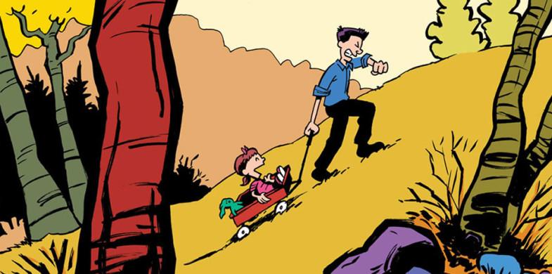 Bill Watterson: O Conselho De Um Cartunista!