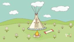 20 Ideias Para Cabanas Infantis