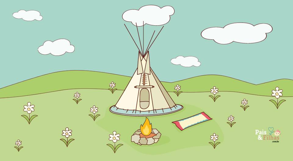 20 Ideias Para Cabanas Infantis Bem Elaboradas