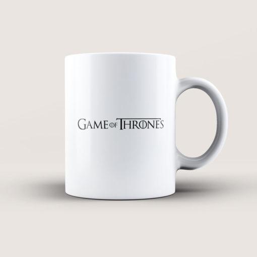 Caneca Personalizada Game Of Thrones