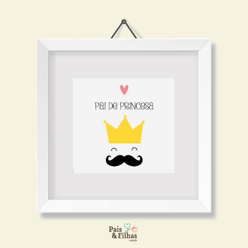 Quadro Psi De=princesa