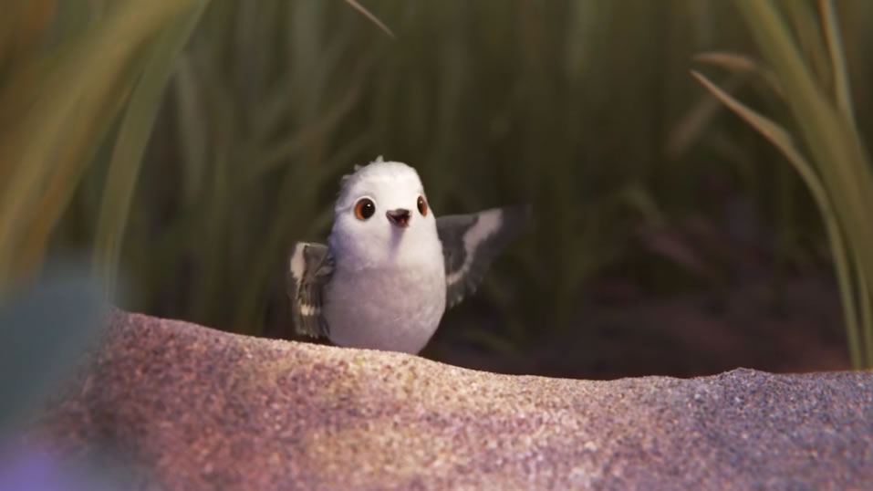 Piper, By Pixar Studio