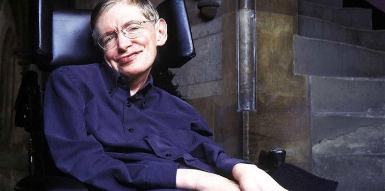 Os Livros De Stephen Hawking Para Crianças